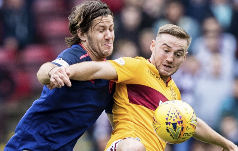 Hearts match in February moved for TV