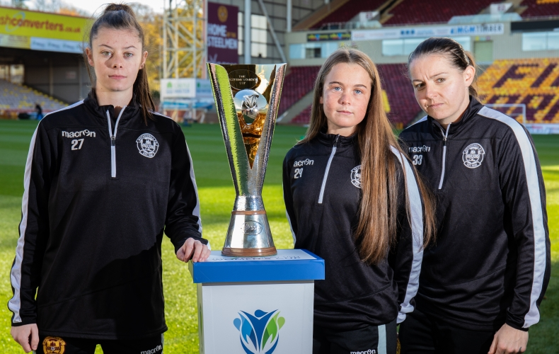 Back the women in Scottish Cup final
