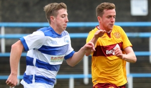 The goals as the Reserves win at Morton