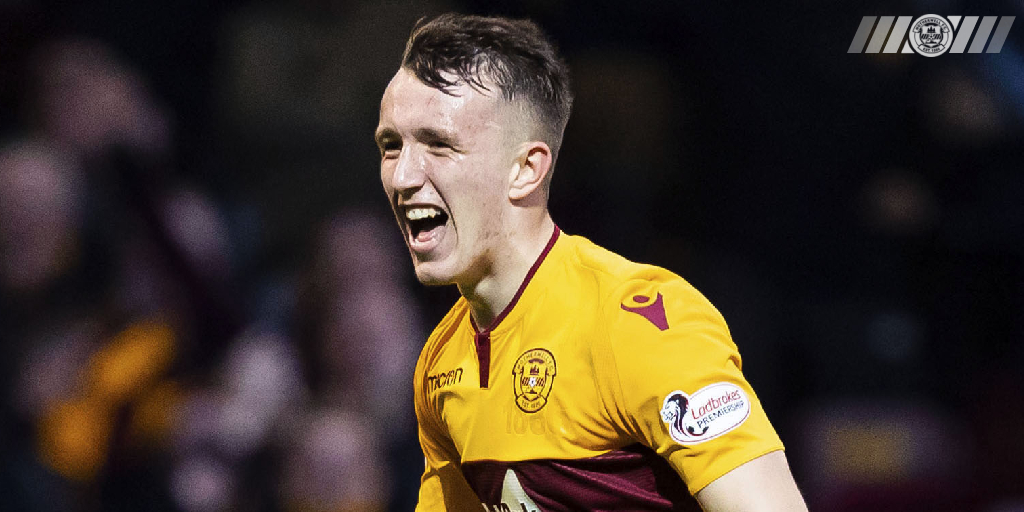 David Turnbull Gets Scotland Recognition Motherwell