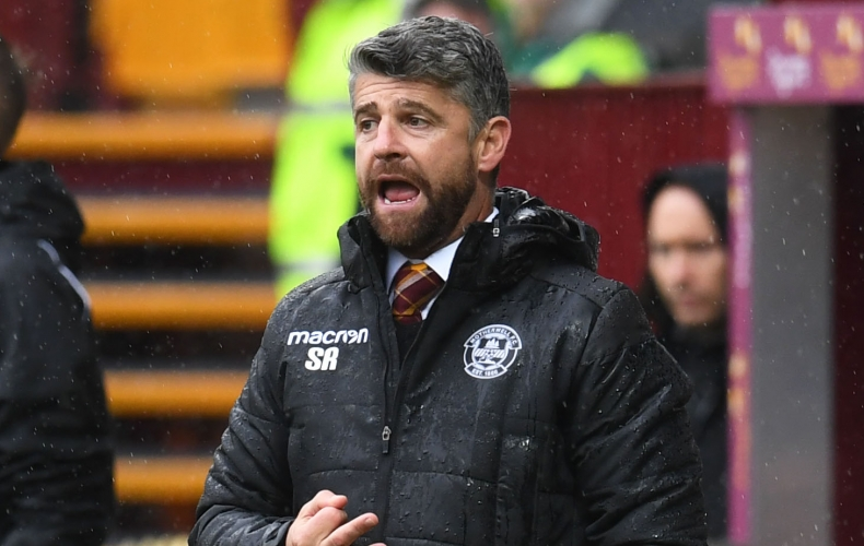 Stephen Robinson banned for three games