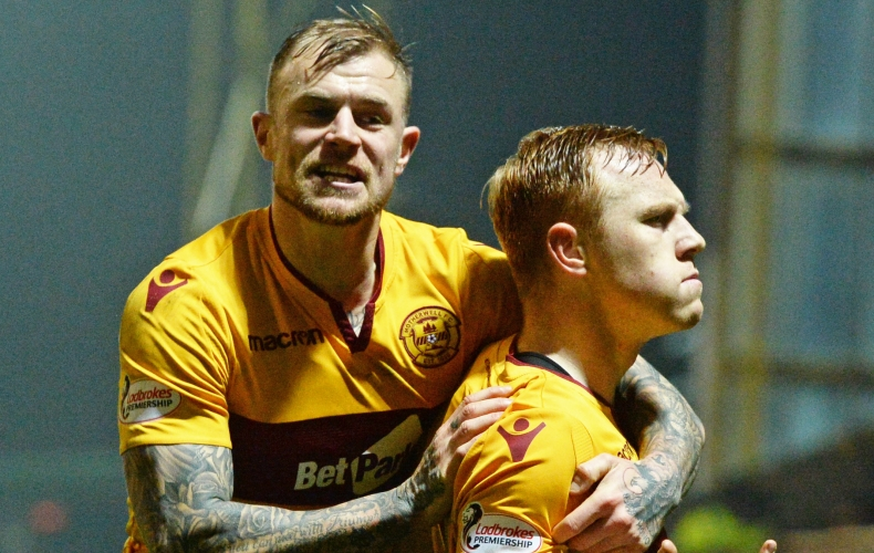 Motherwell take brilliant point against Celtic