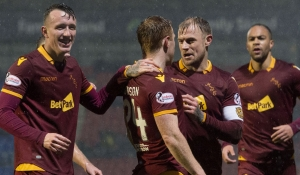 Highlights as Motherwell win at St Johnstone