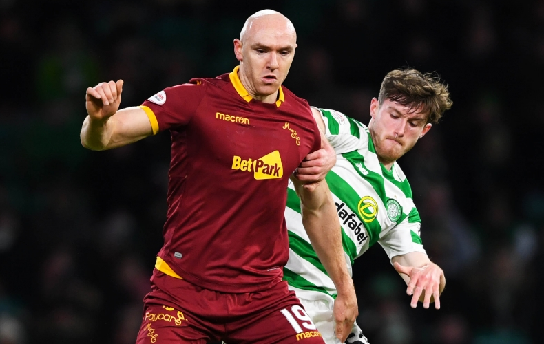 Motherwell suffer defeat at Celtic