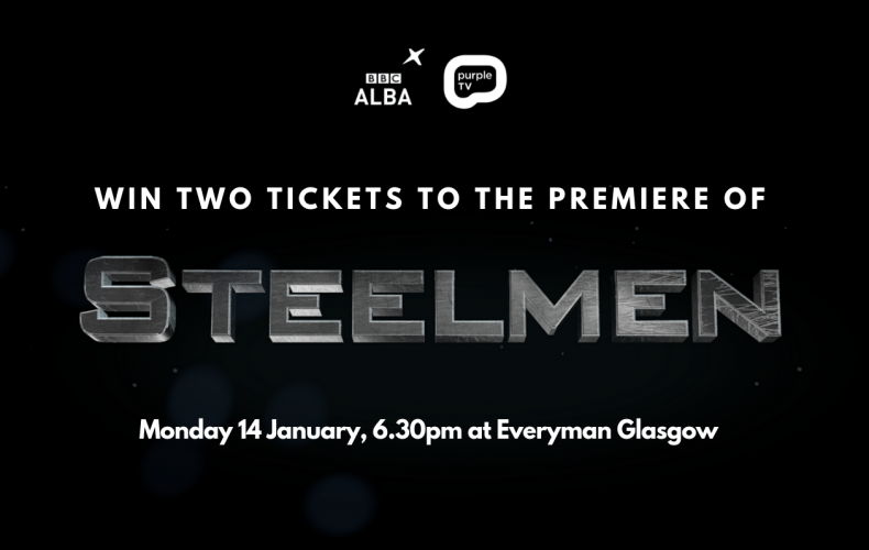 Win VIP tickets to premiere of Steelmen