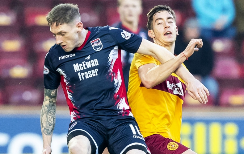 Get your seat for Ross County cup clash