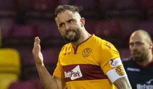 Motherwell knocked out of Scottish Cup