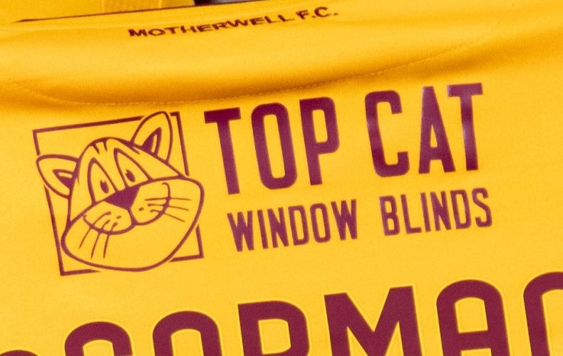 Top Cat Window Blinds new back of shirt partner