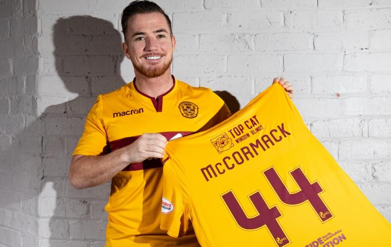 Ross McCormack makes 'Well return