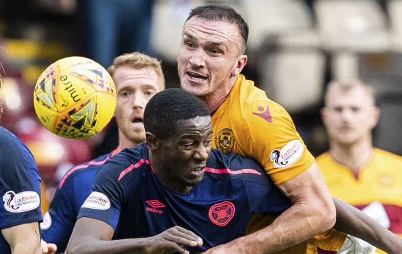 Get your tickets now for visit of Hearts