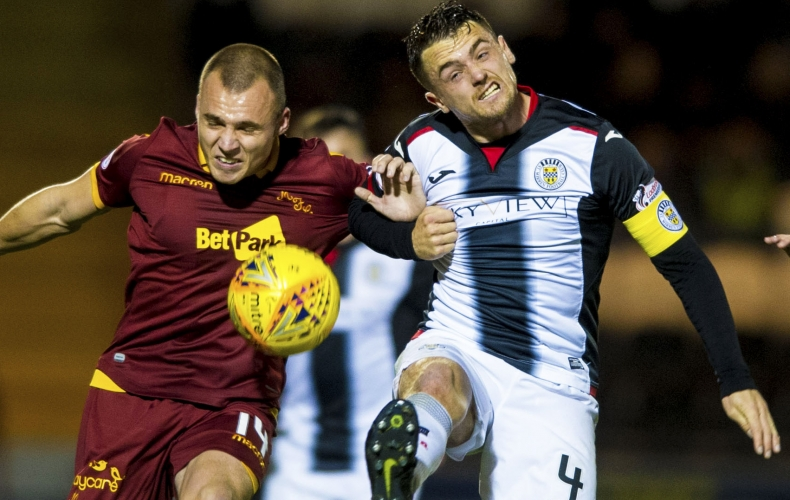In Numbers: Heading to St Mirren