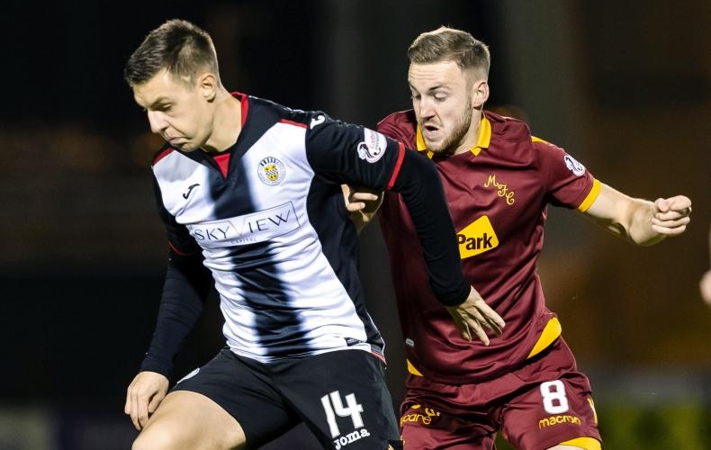 Motherwell win at St Mirren