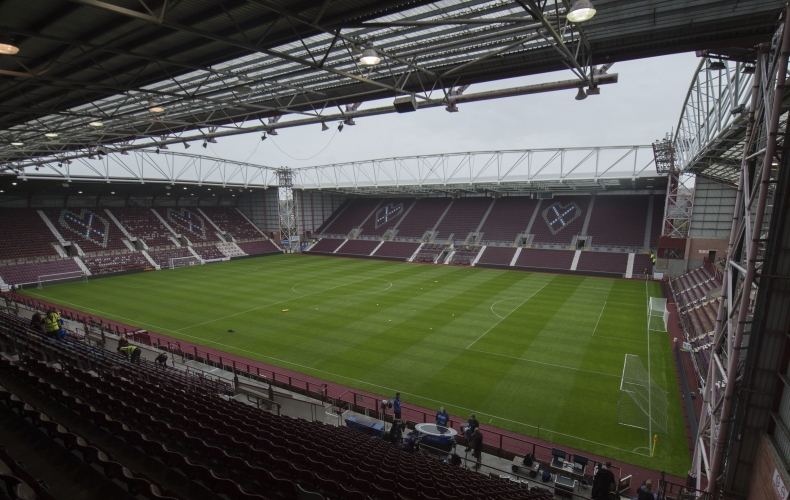 Reserve League Cup final set for Tynecastle