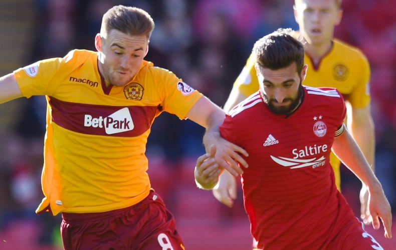 Cash gate for Aberdeen v Motherwell