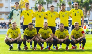 'Well quartet start for Scotland Under 21s