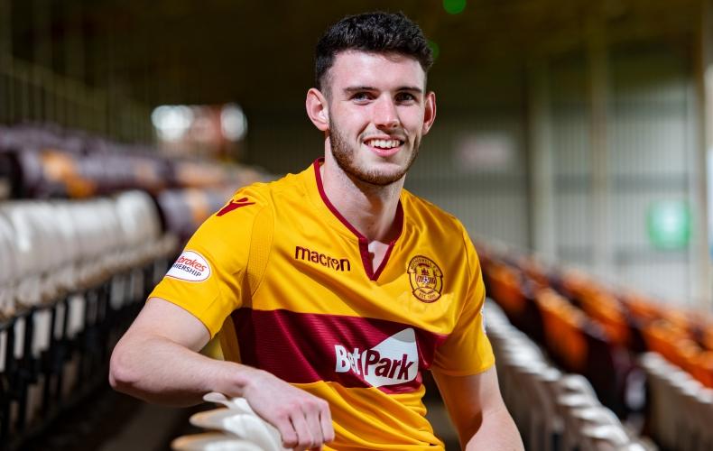Adam Livingstone signs new deal