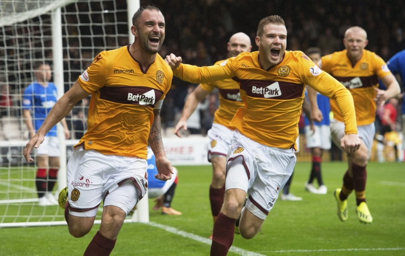 Upgrade your Fir Park experience against Rangers
