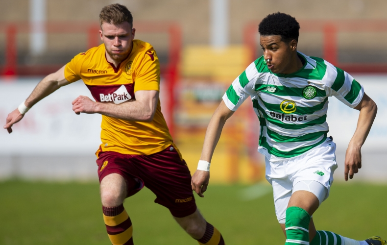 Reserves lose final match to Celtic