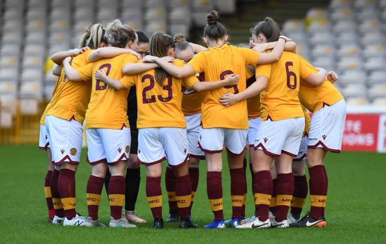 Motherwell add four to SWPL1 squad