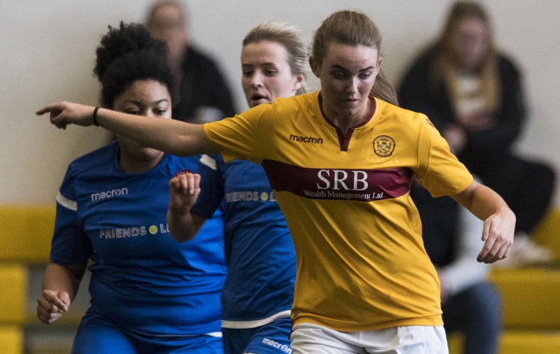 Motherwell face Forfar Farmington in SWPL1