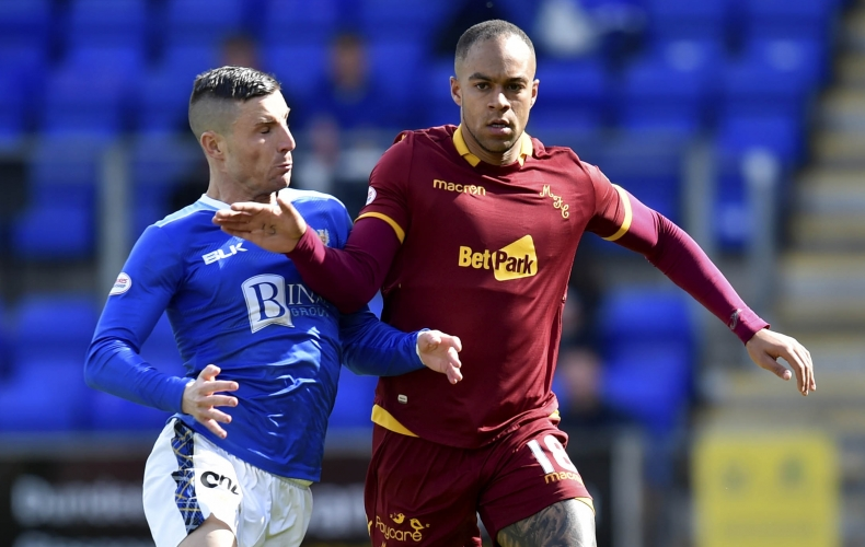 Motherwell lose at St Johnstone