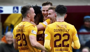 Highlights as Motherwell end season with win