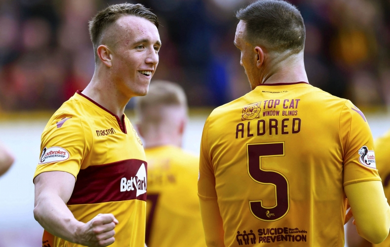 Motherwell end season with win over Livingston