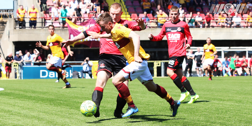 Motherwell To Face Crusaders