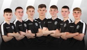 Seven new academy graduates sign on