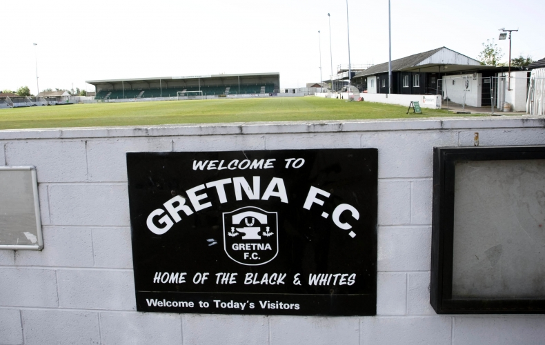 Gretna next up for Motherwell