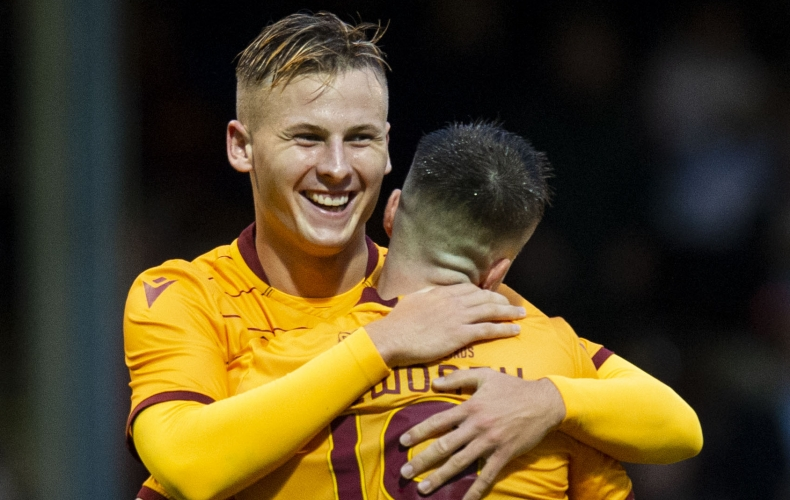Motherwell hit four past Morton