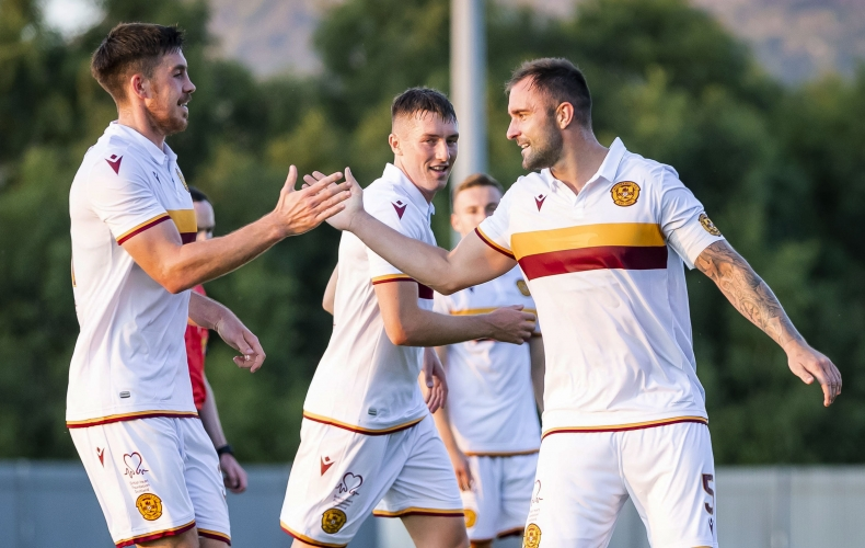 Motherwell win at Dumbarton