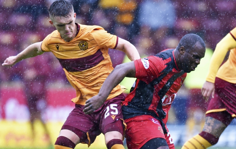 Motherwell end group with Annan win