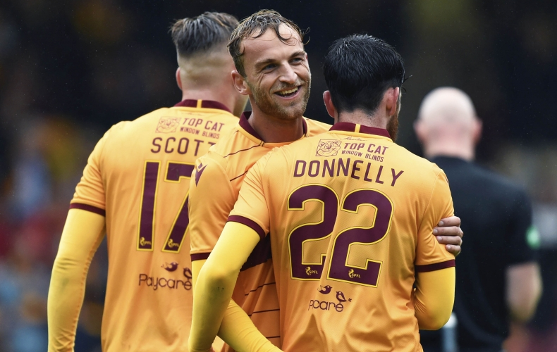 Betfred Cup draw on Sunday