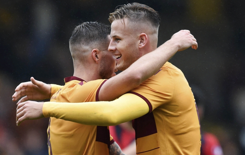 Motherwell draw Hearts in Betfred Cup