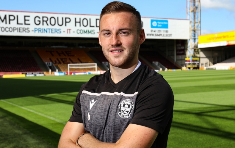 Allan Campbell signs improved deal