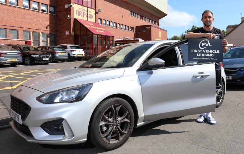 Motherwell partner with First Vehicle Leasing