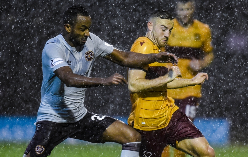 Motherwell go out of Betfred Cup