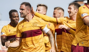 Highlights as Motherwell win the derby