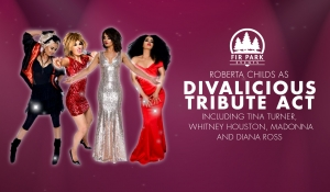 Diva tribute night at Fir Park
