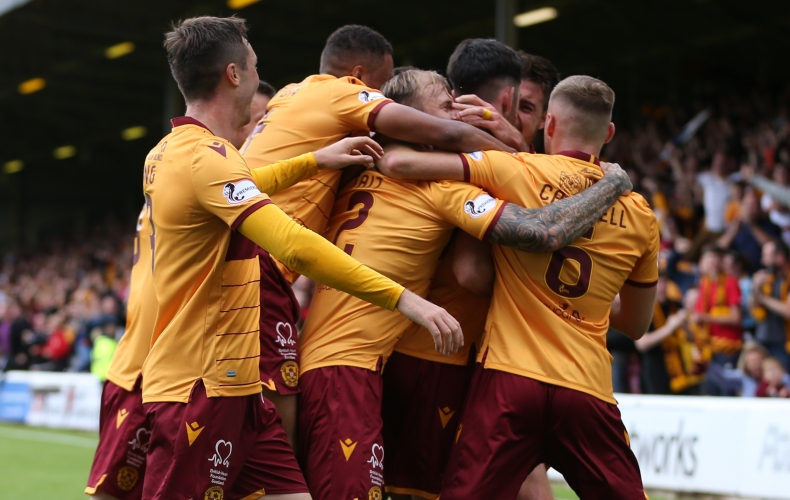 Watch or listen live to Motherwell v Hibernian