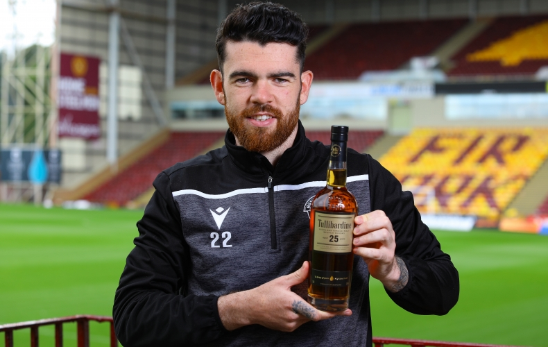 Liam Donnelly is July player of the month