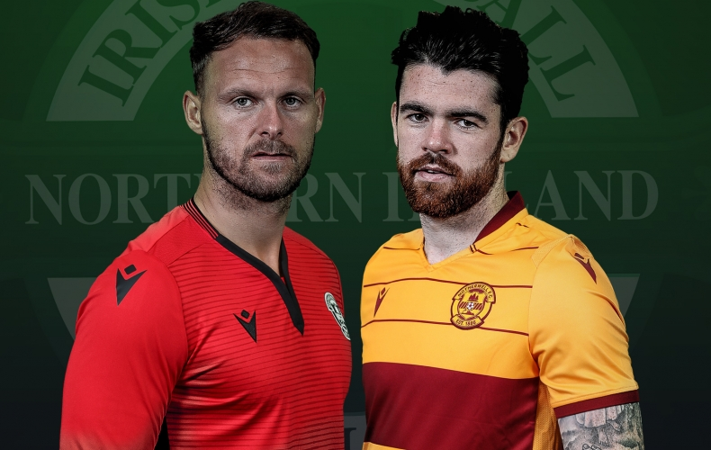 Carson and Donnelly called up by Northern Ireland