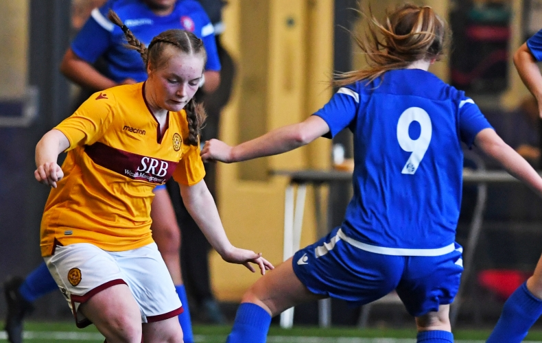 Draw for Motherwell on return to SWPL1 action