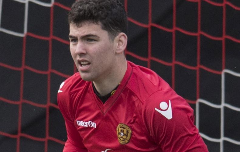 PJ Morrison extends Cowdenbeath loan
