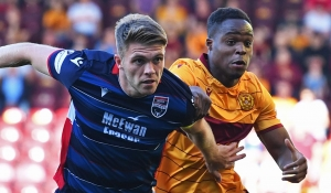 Motherwell lose against Ross County