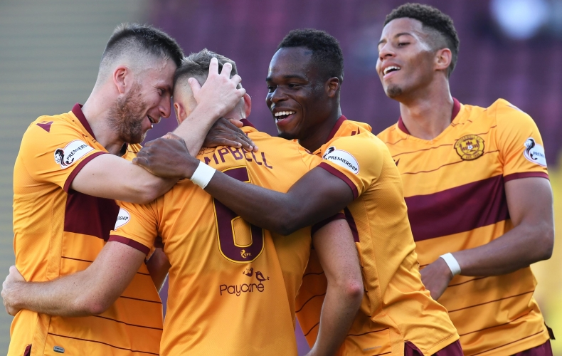 St Johnstone v Motherwell live stream