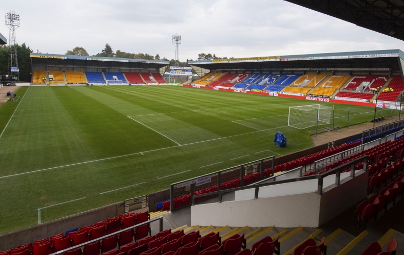 Pay at the gate at St Johnstone