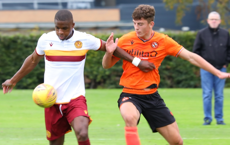 Reserves lose at Dundee United