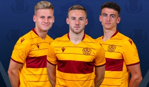 Motherwell trio in Scotland Under 21 squad